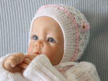 Strickanleitung für Babymütze