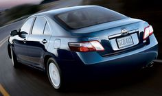 Nissan Altima Hybrid vs Toyota Camry Hybrid: Averaging 33 mpg, the Best Gas Mileage Cars: Altima Hybrid and Camry Hybrid are roomy mid-sized sedans starting at less than $27,000. Toyota Camry Hybrid: 31 City/35 Hwy (33 avg), Base Price: $26,675. 2.4-liter, 4-cylinder with 187-horsepower, reaching 0-60 mph in 7.7 secs. If you love the original Camry, then you should try the Camry Hybrid because it has better fuel economy and it can be a big saver after a few years.