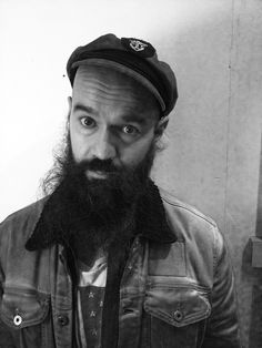 Oliv, the Wild Beard, 02/2014. At WORKSHOP.