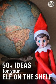 50  Elf on the Shelf