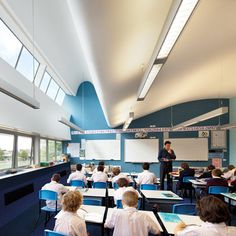 Penleigh and Essendon Junior Boys School, McBride Charles Ryan. #education #teaching space