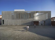 Gallery of Cultural Centre and Music School / Alberich-Rodríguez Arquitectos - 1