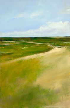"""Inland Marsh"", (only 3 left in edtion), 40x26"", Limited Edition giclee on canvas"