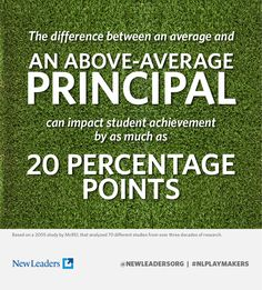 During my years at Trunnell Elementary, we always made gains (enrollment, test scores, programing, grants, PR, & behavior expectations for students) : 0)
