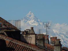 Moncalieri, Mountains, Torino , skyline