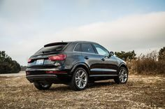 The new 2015 Audi Q3 -review