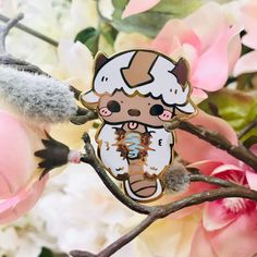 ♡ Avatar Enamel Pin Series ♡ ☁ gold plated hard enamel ☁ 2 posts with light blue rubber clutches ! please read the grading guide before purchase ! Avatar Aang, Avatar The Last Airbender, Kawaii Accessories, Jacket Pins, Cool Pins, Pin And Patches, Pin Badges, Cute Jewelry, Pin Collection