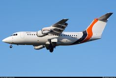 G-JOTR JOTA Aviation British Aerospace Avro RJ85