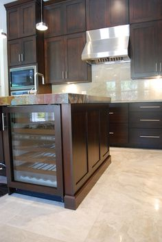 Modern Kitchen Designed For The Entertainer And Culinary Artist In Us All    Www.eleetcabinetry