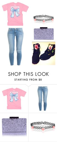 """Untitled #1028"" by victoria-west ❤ liked on Polyvore featuring Frame Denim, Timberland and Accessorize"