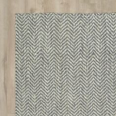 Found it at Wayfair - Otto Hand-Loomed Grey Area Rug