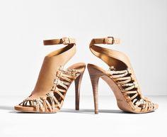 Jody Heel   #weddingshoes