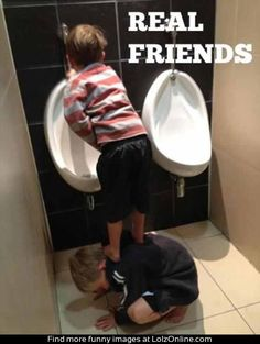 Real Friends ... or Brothers, haha.