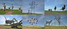 The Enchanted Highway: The World's Largest Sculpture Project by Jackson Ridl — Kickstarter