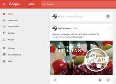 #LasCayetanas también estamos en Google+. ¡Entrá en nuestro profile y conocé todas nuestras novedades en productos y servicios!