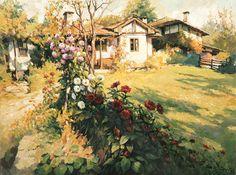 Блогът на stela50 :: Красотата на България през погледа на художника Янко Янев