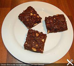 Vegane Brownies, ein leckeres Rezept aus der Kategorie Backen. Bewertungen: 22. Durchschnitt: Ø 4,2.