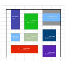 Fat Quarterly: Windowpanes: 2 blocks, 8 ways