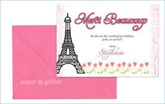 Birthday Invitation Cards In French Language Card Choice