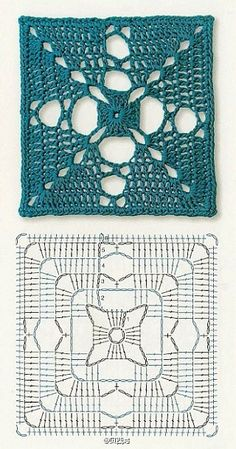 Press Visit link above for more optionsPatterns and motifs: Crocheted motif no.Hobby na Stylowi.Best 12 szydełko na Stylowi. Crochet Cowl Free Pattern, Crochet Motif Patterns, Crochet Blocks, Granny Square Crochet Pattern, Crochet Diagram, Crochet Chart, Crochet Squares, Crochet Granny, Diy Crochet