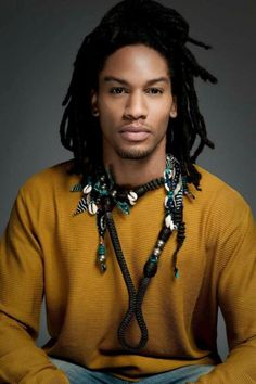 #men's #hairstyles.. i'd have dreadlocks
