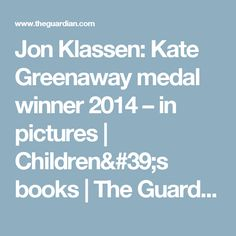 Jon Klassen: Kate Greenaway medal winner 2014 – in pictures | Children's books | The Guardian