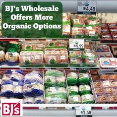 BJs Organic Options