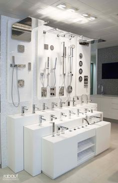 12 Modern Bathroom Showroom, Most of the Incredible and Interesting - 12 Modern Bathroom Showroom, Most of the Incredible and Interesting - Bathroom Layout, Modern Bathroom Design, Bathroom Interior Design, Ikea Bathroom, Bathroom Ideas, Bathroom Organization, Shiplap Bathroom, Vanity Bathroom, Bathroom Plants