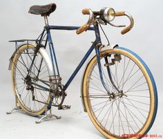 Bertolino cyclotouring, circa 1930 - Bicycles / Archive - Sold / Archive - Sold / Archive - ŠTĚRBA-BIKE.cz