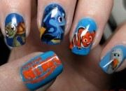 Nail art met Disney figuren nail art met disney figuren 9 180x130    This looks like so much fun!!!
