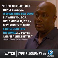 Lyfe's Journey premieres Sunday (10/26) at 7pm ET!