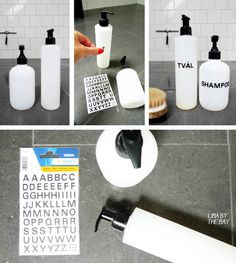 Make it nice and neat in your bathroom!
