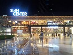 Siam Center Bangkok | How to get to Siam Center on http://www.livingincmajor.com/siam-center-bangkok-how-to-get-to-siam-center