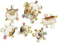 Judy Geib Plus Alpha - Catalog 27: Mineral Life