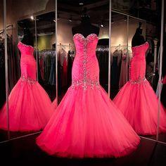 http://ninabridal.storenvy.com/products/19494883-rhinestones-mermaid-tulle-evening-dress-hot-pink-elegant-sexy-evening-dress