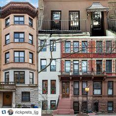 #Repost @rickprets_ljg with @repostapp.  Our #three new #uws #townhouse #listings!  @lesliejgarfield_realestate #lesliegarfieldrealestate #brownstone #realestatenews #nyc #newtomarket #realestate #nycrealestate #newlisting