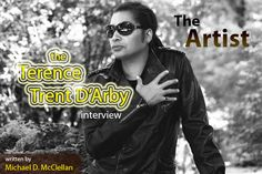 Spend 15 Minutes With Grammy winner Terence Trent D'Arby!  www.fifteenminuteswith.com