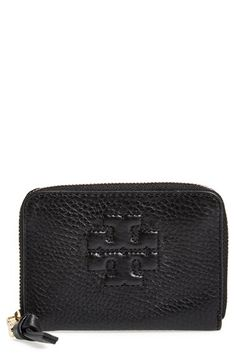 Tory Burch 'Thea' Zip Coin Case available at #Nordstrom