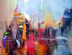 Paintings by Lyubomir Kolarov | InspireFirst