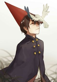 Over the garden wall    Wirt & Beatrice