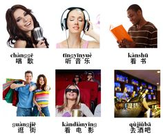 Wordoor Chinese - What do you usually do on your weekends? Mandarin Lessons, Learn Mandarin, Chinese Phrases, Chinese Words, Language Study, Learn A New Language, Phrases And Sentences, Mandarin Language, Chinese Lessons