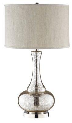 """$109 28""""H Stein World 98876 Silver/Gold Glass Gourd Table Lamp Stein World,http://www.amazon.com/dp/B00F343N8Y/ref=cm_sw_r_pi_dp_Od11sb11EH9JVR6R"""