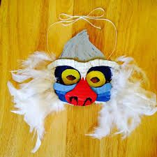 Image result for rafiki lion king costume