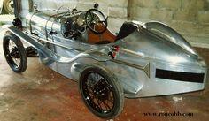 1926 Brooklands Super-sports Austin 7