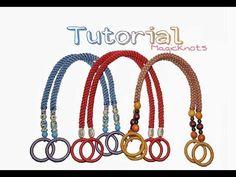How to Make Macrame Handles for the Bag ♥ DIY ♥ Macrame Bag Belt Diy Purse Handles, Crochet Handles, Purse Tutorial, Tutorial Macramé, Tutorial Sewing, Macrame Purse, Diy Bags Purses, Micro Macramé, Macrame Tutorial
