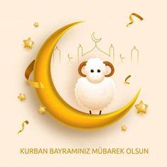 Diy Eid Decorations, Eid Al Adha Greetings, Happy Islamic New Year, Eid Photos, Eid Adha Mubarak, Eid Greeting Cards, Happy Muharram, Happy Eid Al Adha, Muslim Holidays