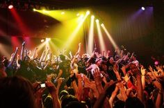 Sala Apolo in Barcelona, one of the best places for concerts & party!