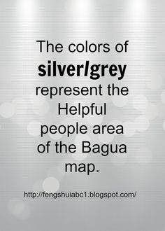 The feng shui Bagua map maps the energy of every space. http://fengshuiabc1.blogspot.com/