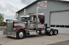 KENWORTH Custom Big Rigs, Custom Trucks, Kenworth Trucks, Vehicles, King, Star, Trucks, Car, Stars
