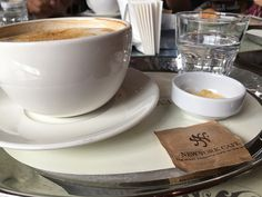 Best Cafe In The World ~ Budapest Cool Cafe, York, Budapest, Tea Cups, Tableware, Travel, Dinnerware, Viajes, Dishes